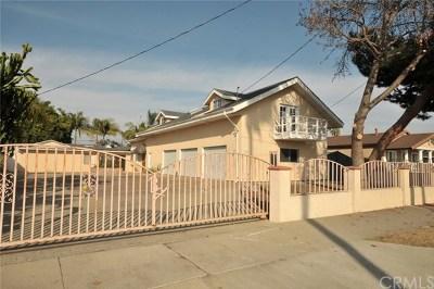 Torrance Single Family Home For Sale: 1511 W 221st Street