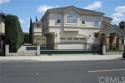 Monterey Park Multi Family Home For Sale: 416 N Rural Drive