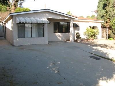 Walnut Single Family Home For Sale: 19647 Paseo De Sevilla