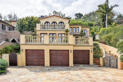 Los Angeles County Single Family Home For Sale: 412 Via Almar