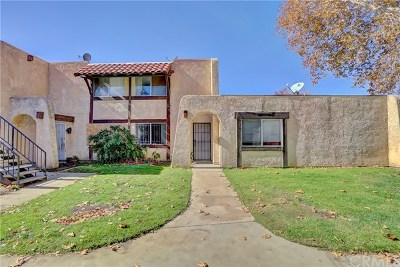Moreno Valley Condo/Townhouse For Sale: 12221 Carnation Lane #B