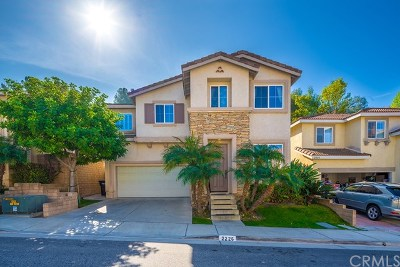 West Covina Single Family Home For Sale: 2226 Pacific Park Way
