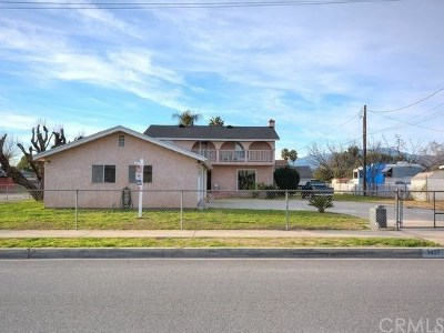 West Covina Single Family Home For Sale: 1451 S Willow Avenue