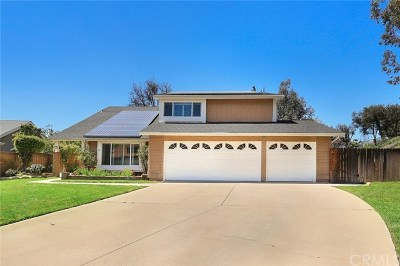 Diamond Bar Single Family Home For Sale: 943 Dare Court