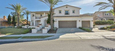 Corona CA Single Family Home For Sale: $1,038,000