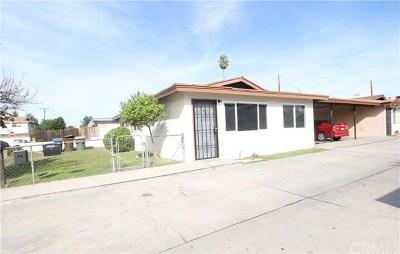 La Puente Multi Family Home For Sale: 14309 Beckner Street