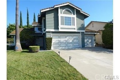 Diamond Bar CA Single Family Home For Sale: $958,000