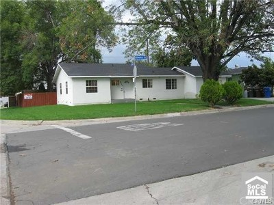 La Puente Single Family Home For Sale: 16403 Alwood Street