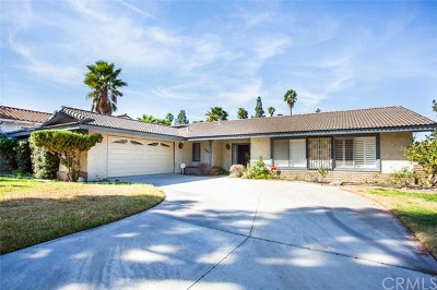 Riverside Single Family Home For Sale: 5609 Via Junipero Serra