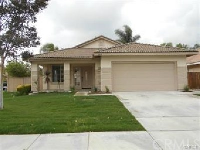 Temecula CA Single Family Home For Sale: $439,000