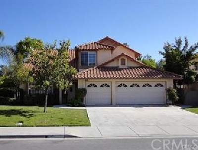 Temecula CA Single Family Home For Sale: $468,000
