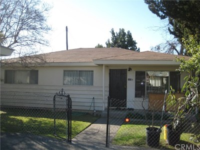 San Gabriel Single Family Home For Sale: 316 E Mission Road