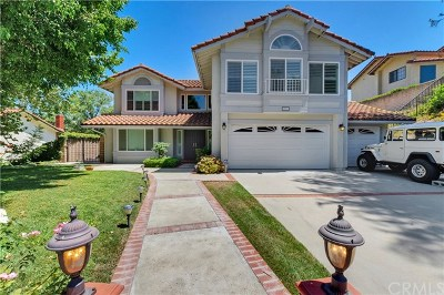 West Covina Single Family Home For Sale: 2976 E Hillside Drive