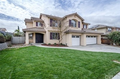 Paso Robles CA Single Family Home For Sale: $629,900