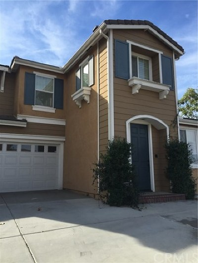 West Covina Single Family Home For Sale: 1820 Scenic View Court