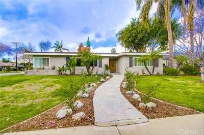 Santa Ana Single Family Home For Sale: 2302 N Olive Lane