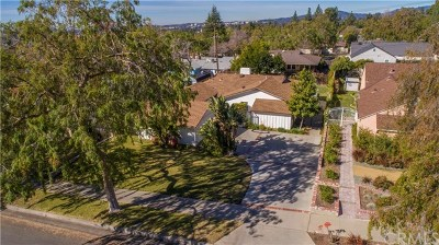 Pasadena Single Family Home For Sale: 1185 Coronet Avenue