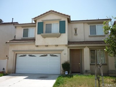 Perris Single Family Home For Sale: 325 Camino De La Estrella