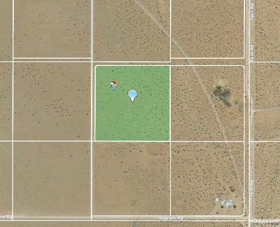 Lucerne Valley Residential Lots & Land For Sale: 32759 Meadow Lark Lane