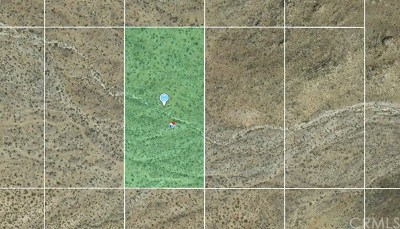 Apple Valley Residential Lots & Land For Sale: Cahuilla (Near)