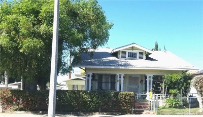 Whittier Multi Family Home For Sale: 6341 Pickering Avenue