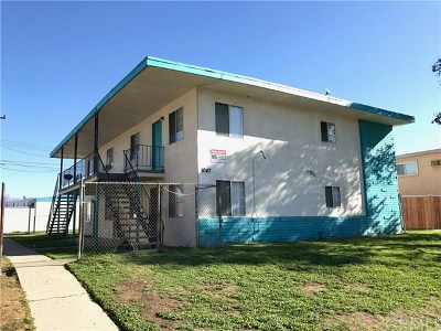 Pomona Multi Family Home For Sale: 1047 W 8th Street