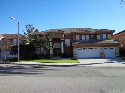San Gabriel Single Family Home For Sale: 8210 Somerset Place