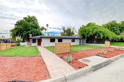 Pasadena Single Family Home For Sale: 3964 Sycamore Street