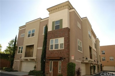 San Dimas Condo/Townhouse For Sale: 138 E Commercial Street
