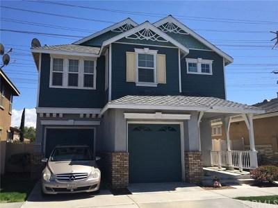 Loma Linda Single Family Home For Sale: 10887 Sinclare Circle
