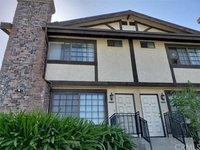 San Gabriel Condo/Townhouse For Sale: 5215 Rosemead Boulevard #E