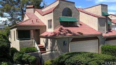 Diamond Bar Condo/Townhouse For Sale: 3015 La Paz Lane #D