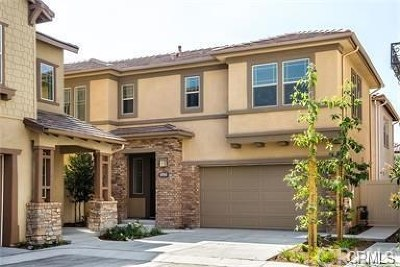 Chino Condo/Townhouse For Sale: 14559 Hillsdale Street
