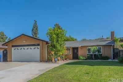 Rowland Heights Single Family Home For Sale: 19426 Springport Drive
