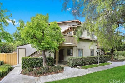 Irvine Condo/Townhouse For Sale: 58 Clearbrook