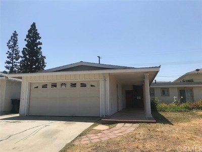 Rowland Heights Single Family Home For Sale: 18744 Barroso Street