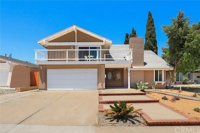 Hacienda Heights Single Family Home For Sale: 16539 Old Forest Road
