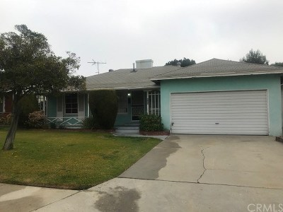 Baldwin Park Single Family Home For Sale: 4208 N Jerry Avenue