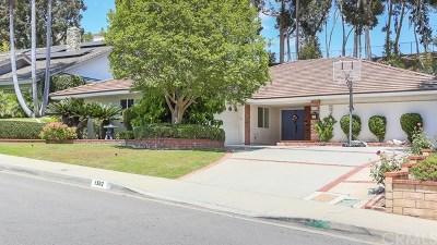 Diamond Bar Single Family Home For Sale: 1502 Pecan Grove Drive