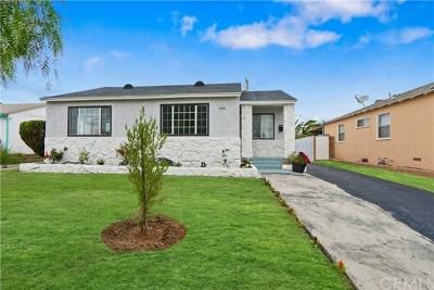 Pico Rivera Single Family Home For Sale: 8541 Greenvale Avenue