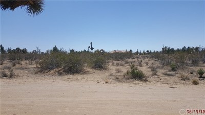 Victorville Residential Lots & Land For Sale: Goss Road