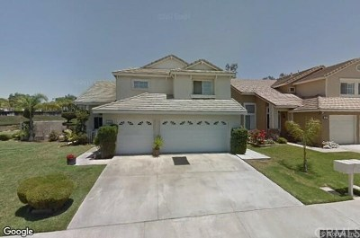 Corona Single Family Home For Sale: 1893 Stoneheaven Drive