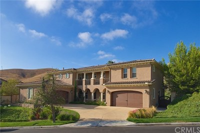 Chino Hills Single Family Home For Sale: 16369 Aviano Lane