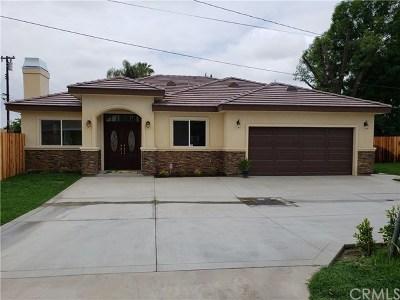 Baldwin Park Single Family Home For Sale: 3370 Big Dalton Avenue