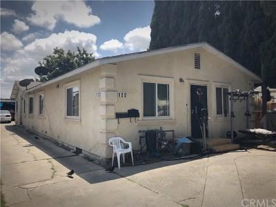 Los Angeles Multi Family Home For Sale: 122 E Colden Avenue