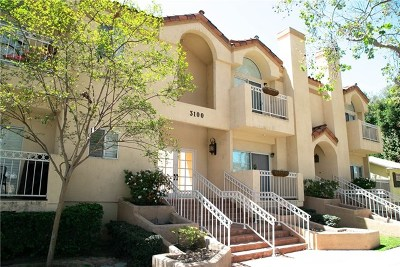 Burbank Condo/Townhouse For Sale: 3100 W Riverside Drive #102