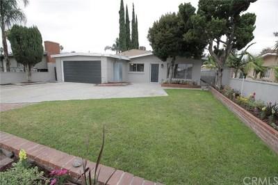 San Fernando Single Family Home For Sale: 1629 Pico Street