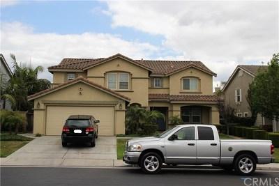 Corona Single Family Home For Sale: 526 Calderone Drive