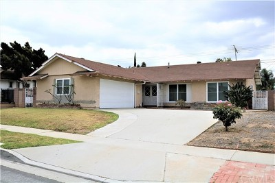 Whittier Single Family Home For Sale: 1130 Bunbury Drive