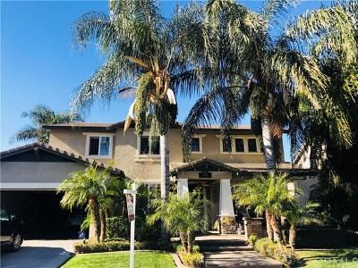 Eastvale Single Family Home For Sale: 7291 Citrus Valley Avenue